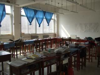 カラの教室~