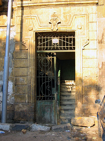 door-islamic cairo