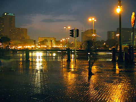 cairo-rain