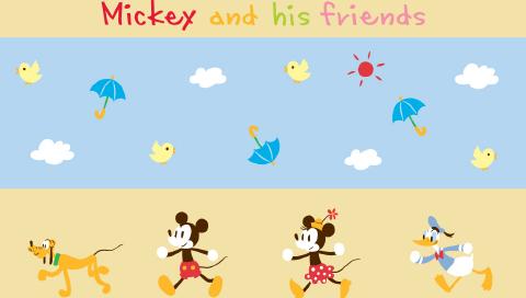 ミッキー 3