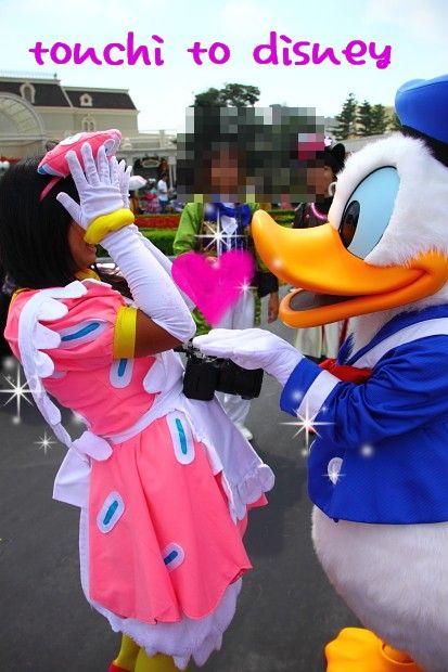 ハロウィン仮装☆