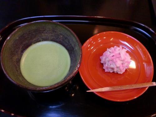 抹茶と生菓子(栖園)110319_convert_20110405200445