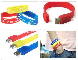 USBリストバンド