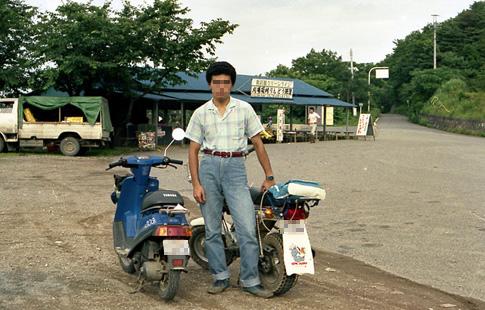 1983年年7月・埼玉県都幾川村2