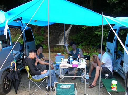 20090830道志キャンプ037