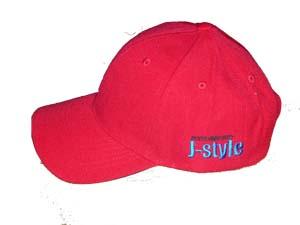 CAP 刺繍