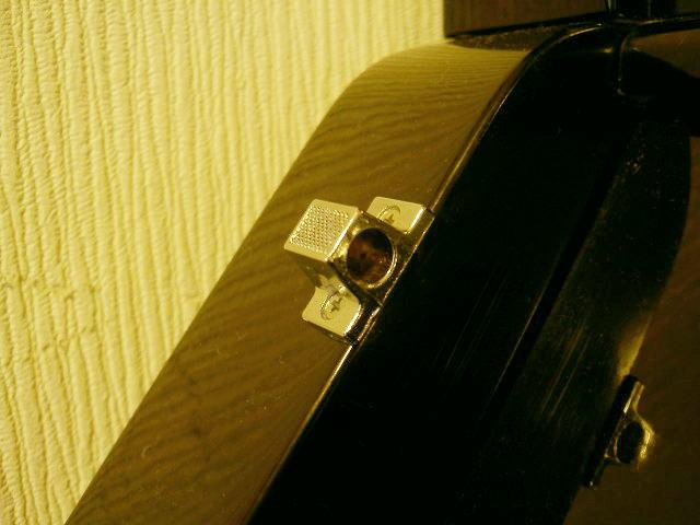 ピアノ安全ラッチ