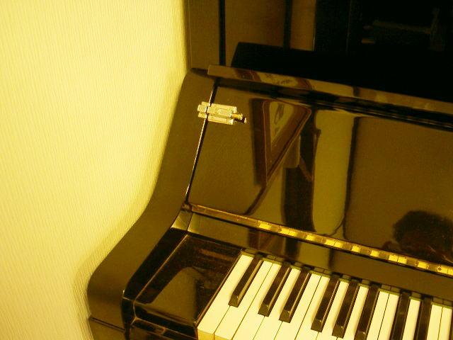 ピアノ安全ラッチ図