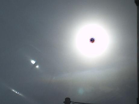 太陽の黒点