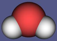 史上最悪の物質 DHMOの分子構図