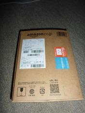 amazonの箱?