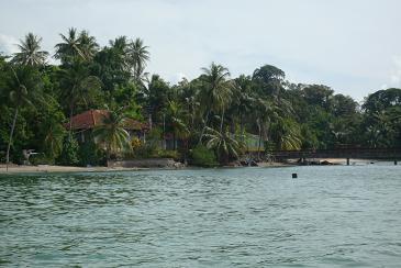 シンガポール島