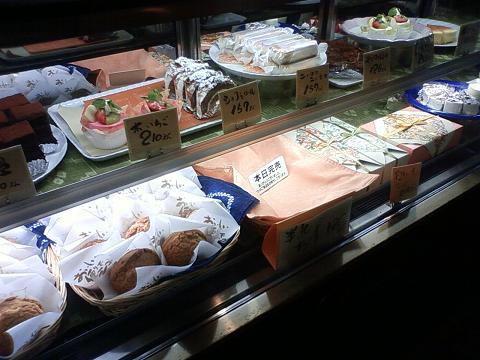ティーパンパン ケーキ 売り場