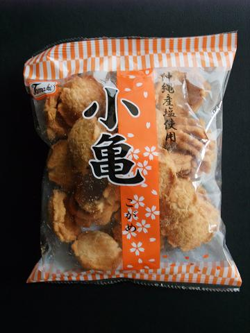 小亀 玉木製菓
