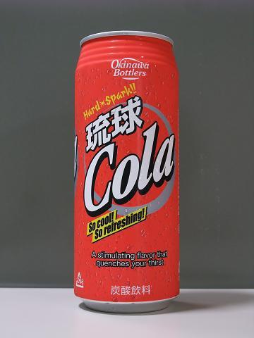 沖縄ボトラーズ(株) 琉球 Cola コーラ
