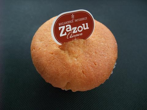 zazou - ザズー (レモンのカップケーキ)