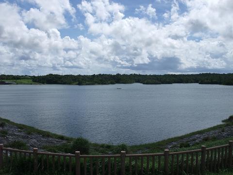 倉敷ダム 倉敷湖