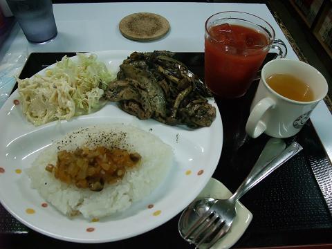 MINK (ミンク) 黒ごま豚肉 (和風ライス&トマトジュース)