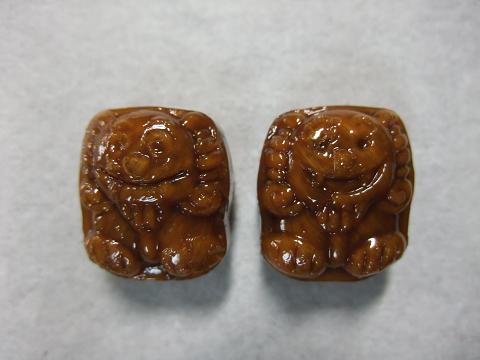 生黒飴 シーサーがいっぱい オキコ(株) シーサー