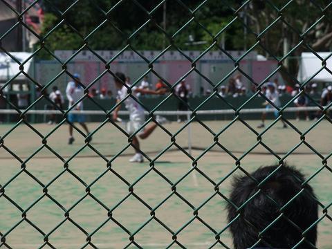 美ら島 沖縄総体 2010 テニス競技 (奥武山公園) 男子団体決勝戦