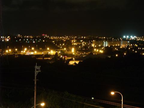 コリンザ屋上から見た嘉手納基地 2