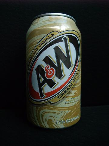 A&W クリームソーダ