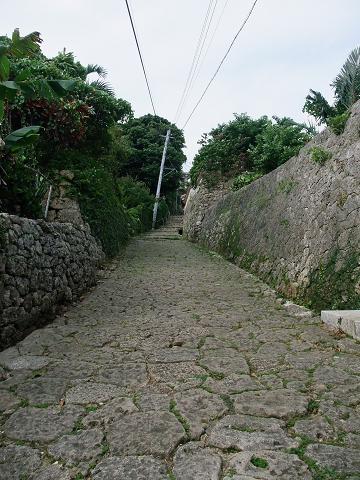 金城町の石畳