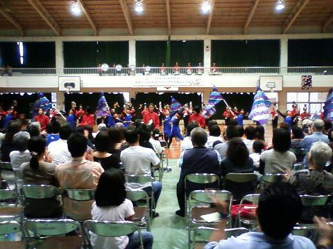 真志喜中学校吹奏楽部 2010香港マーチン具バンドフェスティバル出場 資金造成コンサート 2