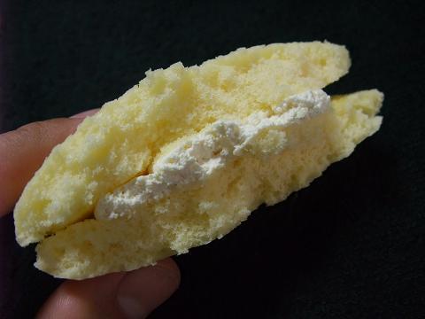 ふわふわ南部ッセ ぐしけんパン クリーム