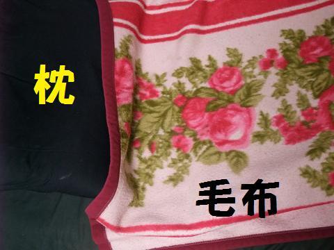 よ~しぃのベッド