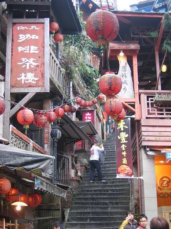 九#20221; 上り (台湾 - 台北)