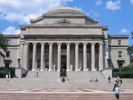 Harlem Columbia University (コロンビア大学)
