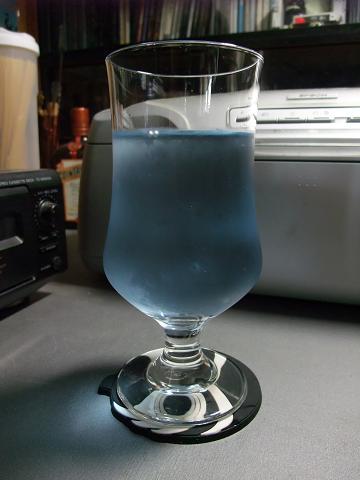 沖縄明治乳業(株) 明治BLUE  WATER 4
