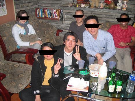 seoul backpackers hostel