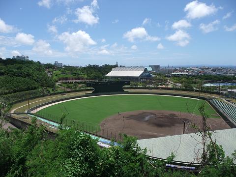 浦添運動公園野球場