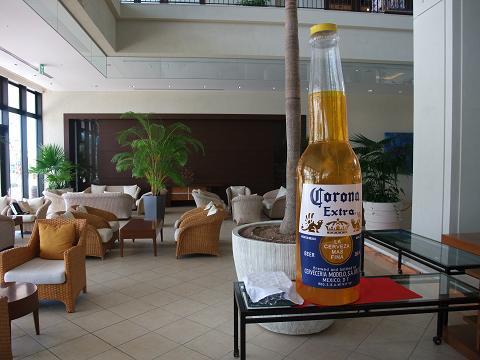 サザンビーチホテル&リゾート (Southern Beach Hotel  Resort OKINAWA) フロントカフェ