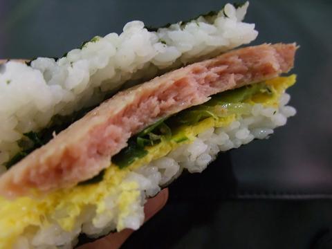 ファミリーマート ポーク玉子チンゲン菜