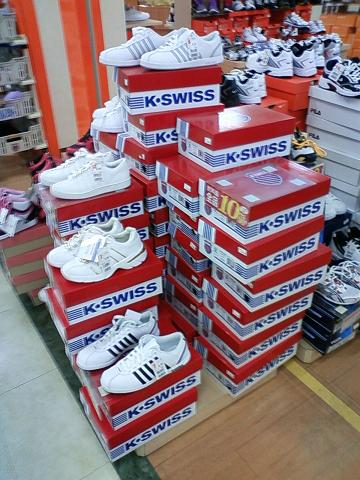 K-SWISS サンエー具志川シティ 1