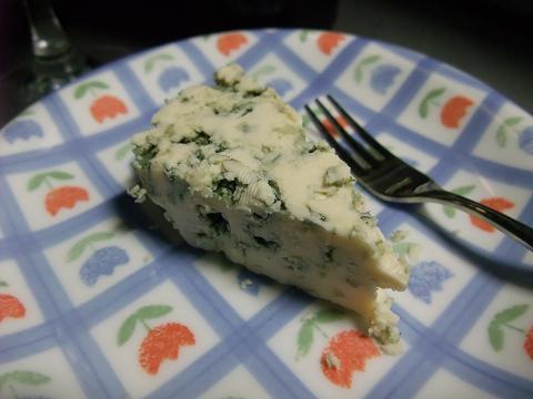 デンマーク産ブルーチーズ