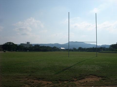 21世紀の森公園 (名護市) ラグビー場