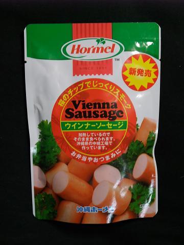 Hormel (株)沖縄ホーメル Vienna Sausage (ウィンナーソーセージ)