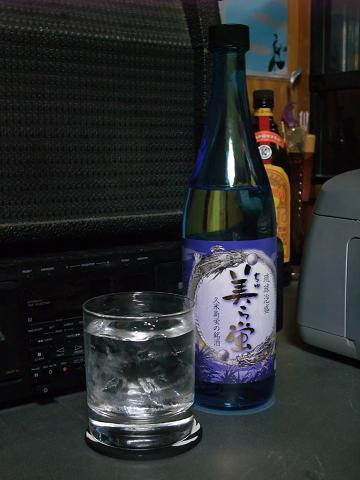 米島酒造 【美ら蛍 (ちゅらぼたる)】