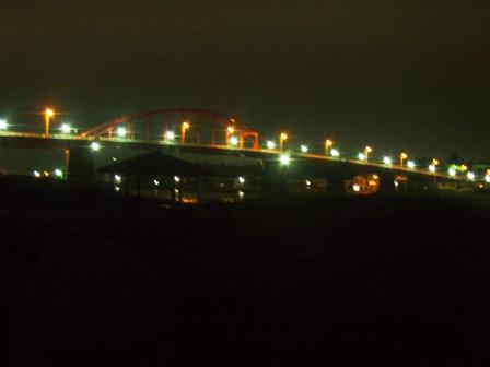 2009年5月24日那珂川河口