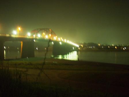 2009年7月18日那珂川河口0