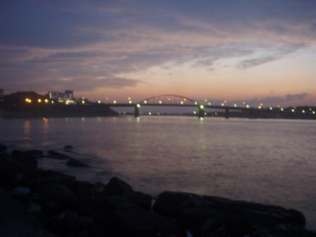 2009年7月18日那珂川河口3