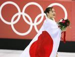 おめでとう!荒川!オリンピックチャンピオン!