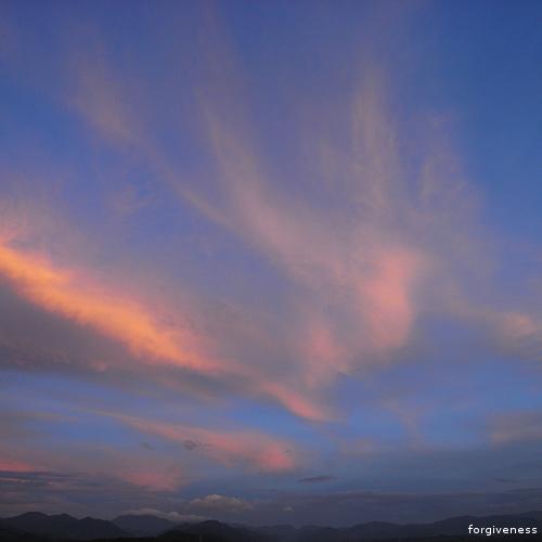 sunset clouds 3