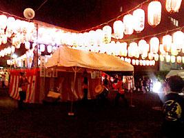 芳林公園の太鼓