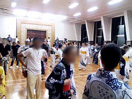 京華スクエア・体育館