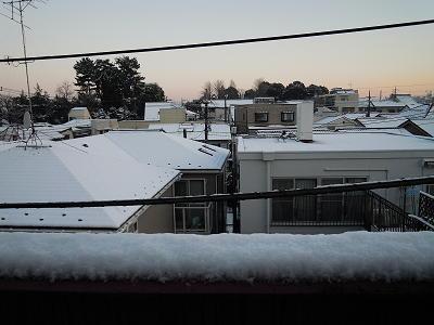 積雪2010